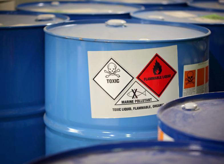 新化學物質及既有化學物質測試及登錄服務