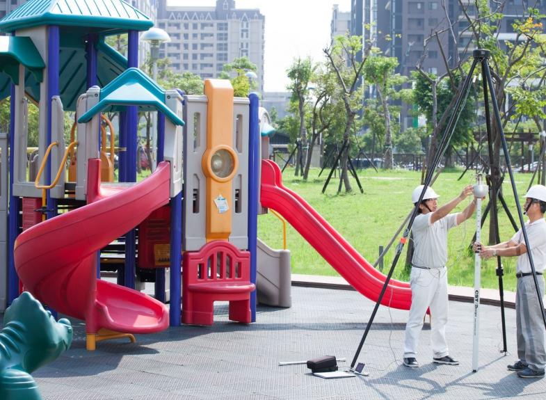 CHILDREN'S PLAYGROUND INSPECTION